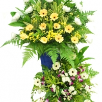 Funeral_Flower Stand