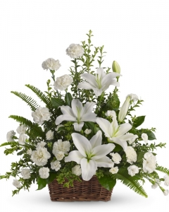funeral baskets | Sympathy Flowers & Gifts at Florist