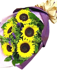 sunflower Bouquet # 3