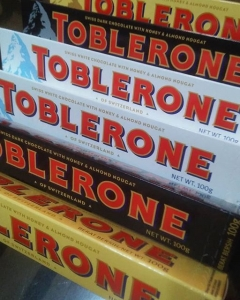 6 mix toblerone