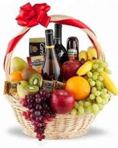Sparkline & Fruit Baskets: The Premium Selection