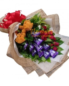 bearchoco bouquet