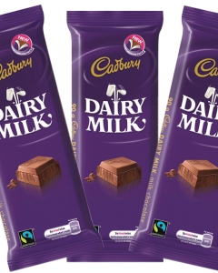 3 Cadbury Sets, 165 g each